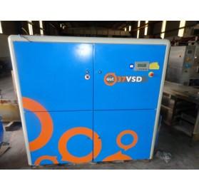 Compressor de parafuso GALNAC GLC75 VSD