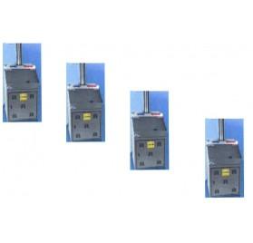Lavadora de pistolas S20 - Base aquosa + Base solvente