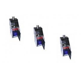 Lavagem automática - Base solvente