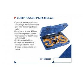 Compressor para molas Expert