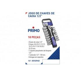 """Jogo de Chaves Caixa 1/2 """""""