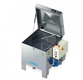 Máquina de Lavar Peças Rotativa Teknox P60 e P80