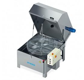 Máquina de Lavar Peças Rotativa Teknox P100 e P120