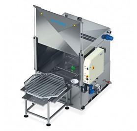 Máquina de Lavar Peças Rotativa Atom 1400