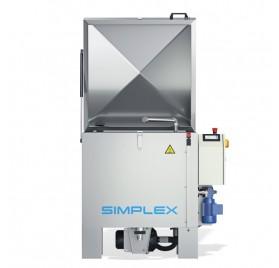 Máquina de Lavar Peças Rotativa Teknox SIMPLEX 60 e 80