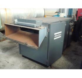 Compressor de parafuso usado ATLAS COPCO GA408