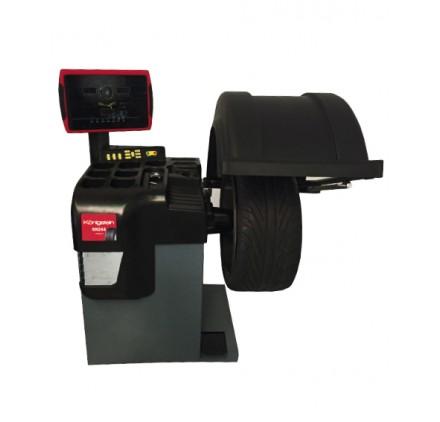 Máquina Equilibrar Pneus Automática