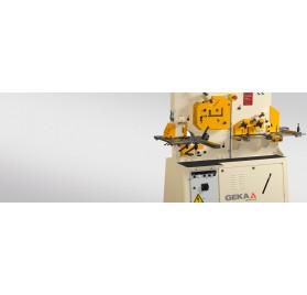 Punçonadora hidraulica geka